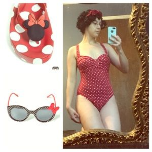 Magical Minnie swimsuit